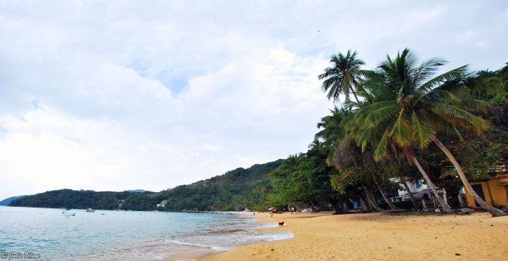 Palmas beach, Ilha Grande, Brazil