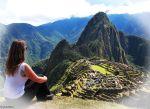Living the Dream again, Machu Picchu, Peru - August 2014
