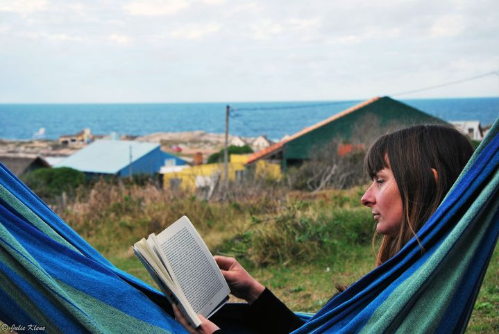 Taking a Break in Punta del Diablo, Uruguay