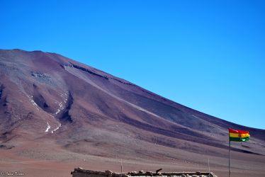 entering Bolivia