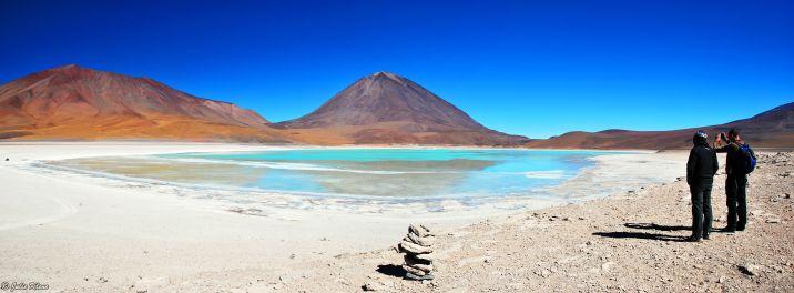 Laguna Verde, Uyuni Salt Flats, Bolivia