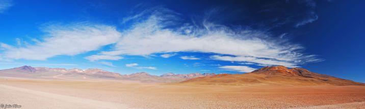 Sioli Desert, Uyuni Salt Flats, Bolivia