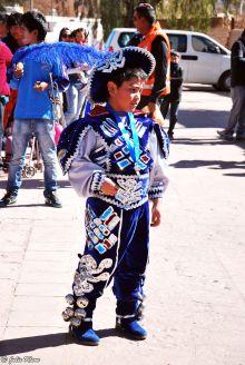 in San Pedro de Atacama - July 2014