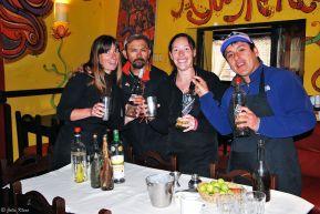 Cooking class, Cusco, Peru