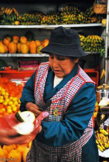 in Cusco - Aug. 2014