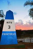 Hito 3 Fronteras, Iguazu, Argentina