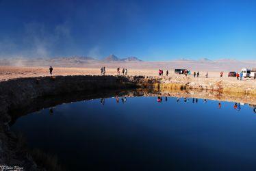 Ojo del Salar, San Pedro de Atacama, Chile
