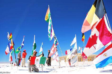 Salt Museum, Uyuni Salt Flats, Bolivia