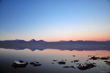 Laguna Tebequinche, San Pedro de Atacama, Chile