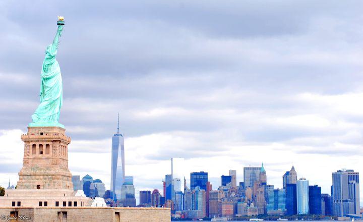 Statue of Liberty, NYC, USA