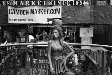 Camden Market by Juls, London, UK