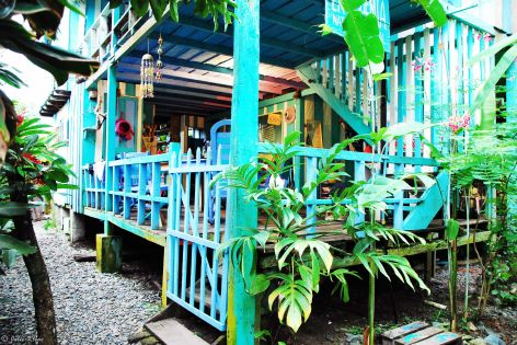 La Bohemia hostel, Capurgana, Colombia