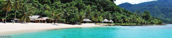 La Miel beach, Panama