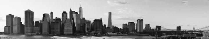 panorama NYC, USA