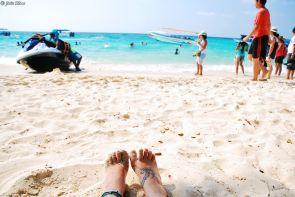 Playa Blanca, Baru, Cartagena, Colombia