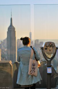 Top of the Rock, New York City, USA