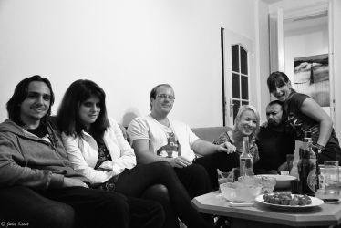w/ Charlotte, Marek, Klarka & Pepo - Oct. 2014