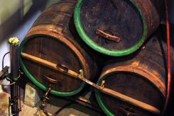 Pilsner Urquell brewery, Prague, Czech Republic
