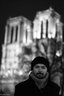 Raul in Paris - Dec. 2014