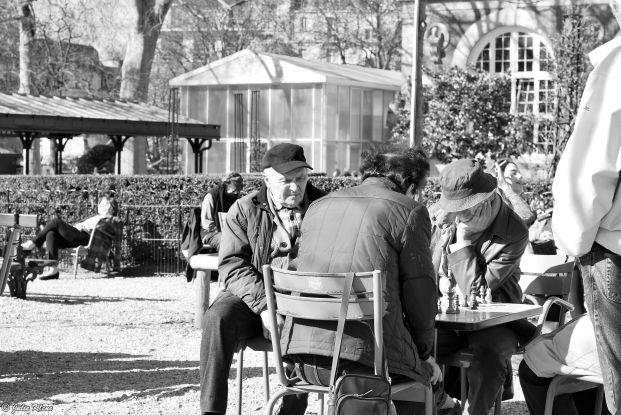 Spring Game, Paris, France