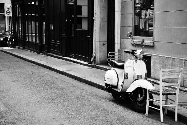 Somewhere, Paris, France
