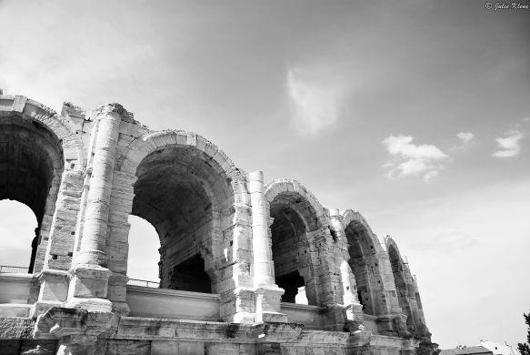 Amphithéâtre, Arles, France