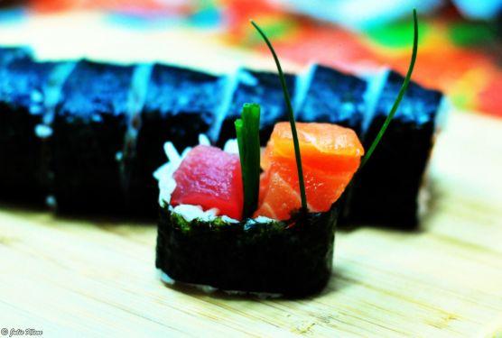 sushis class, Paris, France