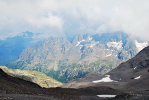 Mt Buet hike, Chamonix, France