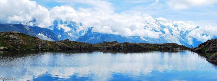 Lac Blanc hike, Chamonix, France