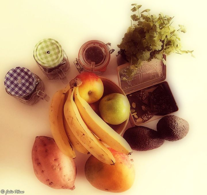 Yoga detox fruits & veggies, Paris, France