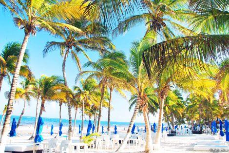Playa Paraiso, Tulum, Mexico