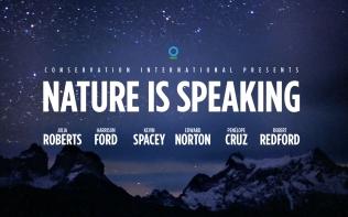 Nature Is Speaking (natureisspeaking.org)
