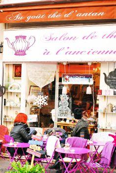 Au Goût Thé d'Antan, Nice, France