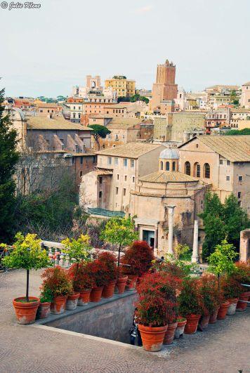 Palatine Hill, Rome, Italy