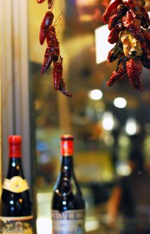 vino in Rome, Italy