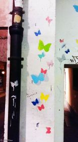 street art in Padova, Italy