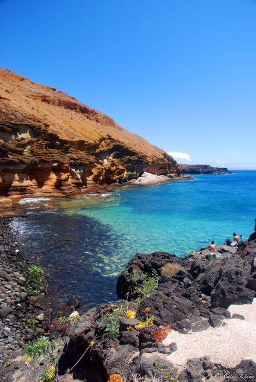Montana Amarilla beach, Tenerife, Canary Islands