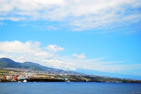 Punta del Hidalgo, Tenerife, Canary Islands