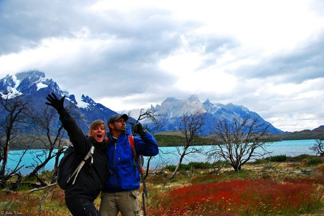 Hiking Torres del Paine, Chile