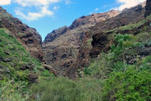 Masca hike, Tenerife, Canary Islands