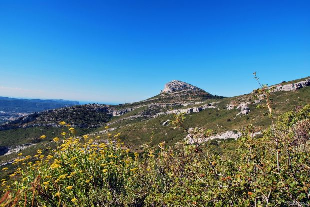 Garlaban hike, Gemenos, France