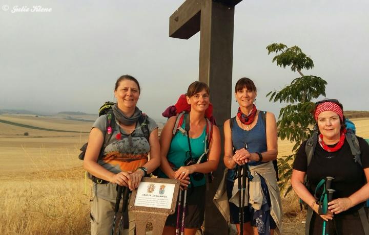 El Camino Day 14, to Grañon, Spain