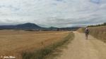El Camino Day 9, to Villatuerta, Spain