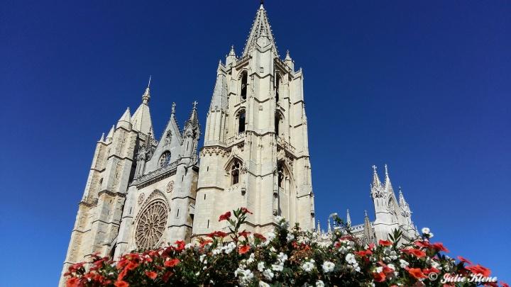 El Camino Day 24, Leon, Spain