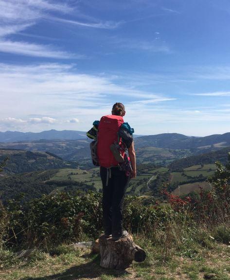 El Camino Day 31, O'Cebreiro, Spain