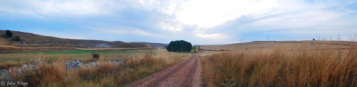 El Camino Day 18, to Castrojeriz, Spain