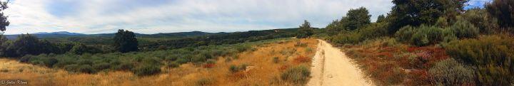 El Camino Day 27, to Foncebadon, Spain