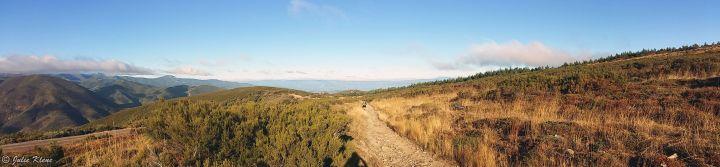 El Camino Day 28, to Ponferrada, Spain