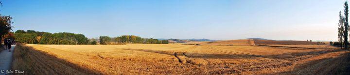 El Camino Day 8, to Obanos, Spain