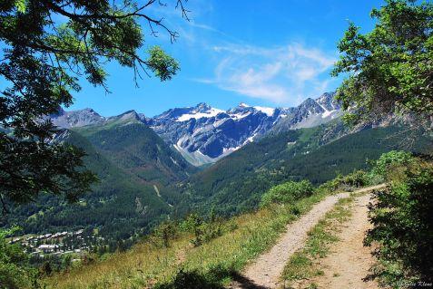 Monetier loop hike, Briançon, France